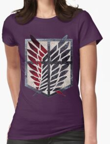 Scouting Legion ( alternative ) Womens Fitted T-Shirt