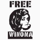Free Winona by Snufkin