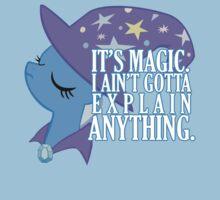 Trixie - Ain't Gotta Explain... (Clean) by Strangetalk