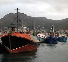 Hout Bay Cape Town (2) by Mark Braham