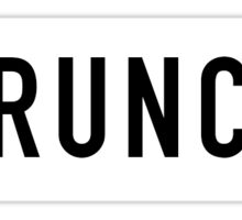 BRUNCH Sticker