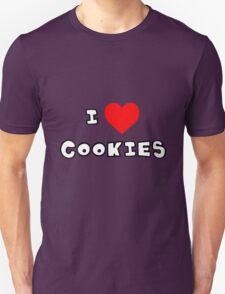 I Heart Cookies T-Shirt