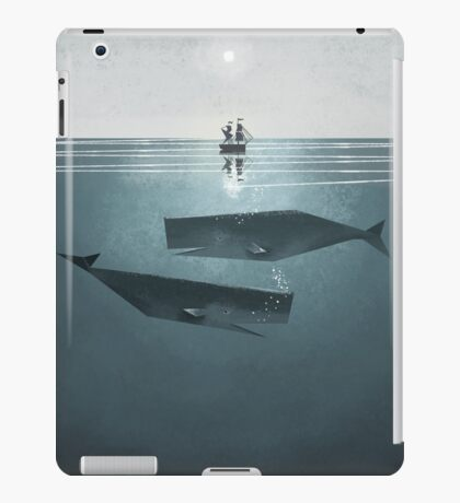 At sea. iPad Case/Skin