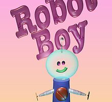 Robot Boy by RelaxMode