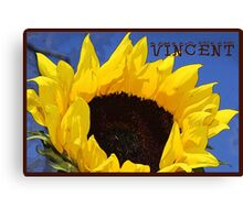 Artist Series/Ode to Vincent Canvas Print