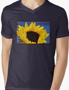 Artist Series/Ode to Vincent Mens V-Neck T-Shirt