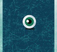 Breaking Bad Minimalist Poster  by KirbyDesigns