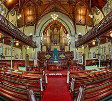 Albert St Uniting Church • Brisbane • Australia by William Bullimore