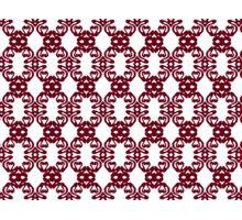 Convene Pattern Photographic Print
