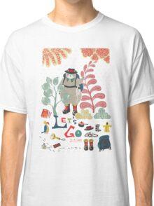 Bear Travel - Let's Go Classic T-Shirt