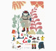 Bear Travel - Let's Go T-Shirt