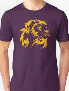 GYM LION BEAST UNLEASHED TRAIN INSAIYAN BODYBUILDING BEASTMODE T-Shirt