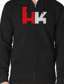 Heckler and Koch Firearms Sniper Rifle Logos T-Shirt