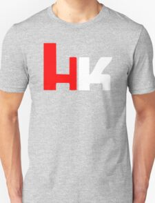 Heckler and Koch Firearms Sniper Rifle Logos T-Shirt