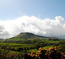 Lurigethan Mountain, Cushendall by Sarah Cowan