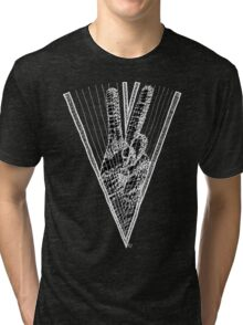 Victory - Large Tri-blend T-Shirt