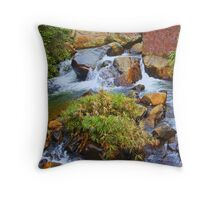 The Island Kingdom (please see description) Throw Pillow