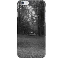 Cemetery Gate iPhone Case/Skin