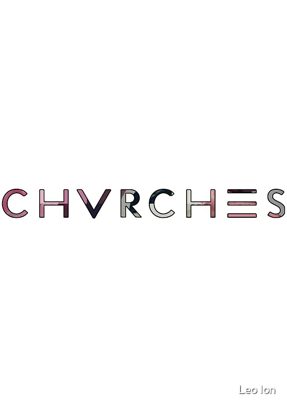 Chvrches Logo Transparent