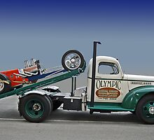 Chevy Ramp Truck by WildBillPho
