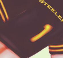 Score! Steelers Sticker