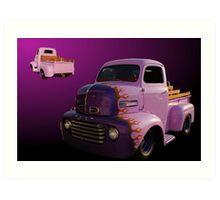 48 Ford Truck Art Print