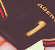 Score! 49ers Sticker