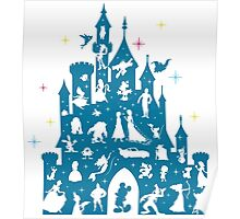 Most Magical Castle Poster