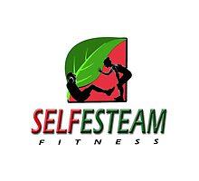 Self Esteem Fitness logo #2 by slim6