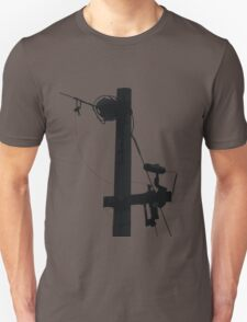 power lines Unisex T-Shirt