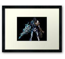 Raziel Framed Print