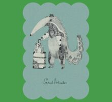 Beginning on your journey - Giant Anteater - Green Kids Clothes