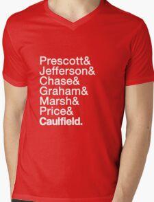 Life is Strange Helvetica Shirt Mens V-Neck T-Shirt