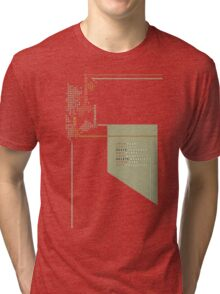 New Technology Commands Tri-blend T-Shirt
