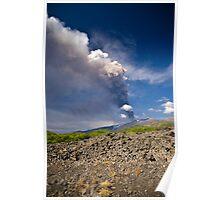 Mt. Etna paroxysm Poster