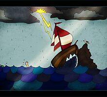 maritime compunction  by vampvamp