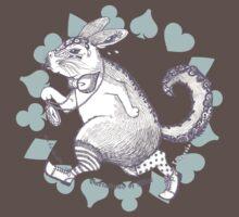 Variations of Alice - Viscacha [Bule] One Piece - Short Sleeve