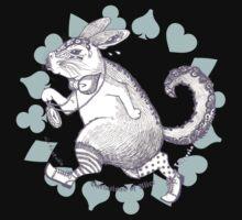Variations of Alice - Viscacha [Bule] Kids Tee