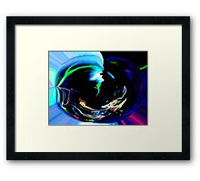 All in Day's Work Framed Print