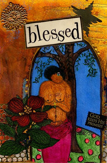 Blessed With Child by © Angela L Walker