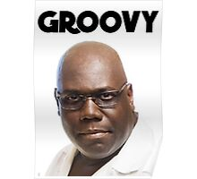 Carl Cox - Groovy Print Poster