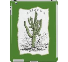 A Giant Saguaro Cactus of Southern Arizona * iPad Case/Skin