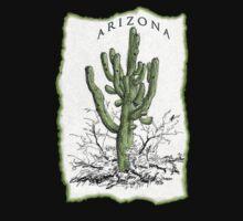 A Giant Saguaro Cactus of Southern Arizona * One Piece - Short Sleeve