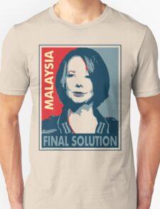Julia - Final Solution, Cream Unisex T-Shirt
