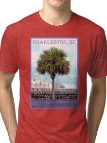 City Series/Charleston, SC Tri-blend T-Shirt
