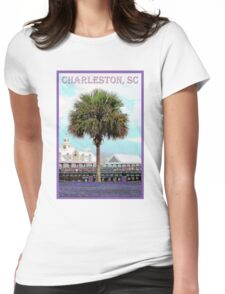 City Series/Charleston, SC Womens Fitted T-Shirt