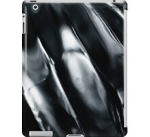 Silver Wave iPad Case/Skin