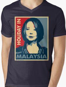 Julia - Holiday In Malaysia Mens V-Neck T-Shirt