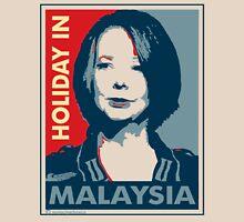 Julia - Holiday In Malaysia, Cream Unisex T-Shirt