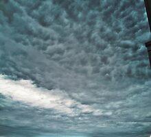 Dark Clouds 1 by Tised